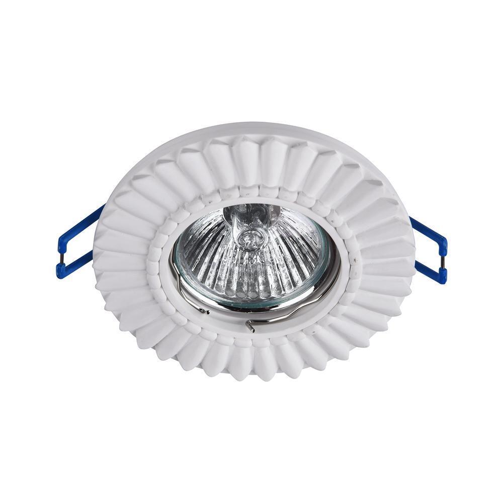 Встраиваемый светильник Maytoni Gyps DL281-1-01-W встраиваемый светильник maytoni dl281 1 01 w