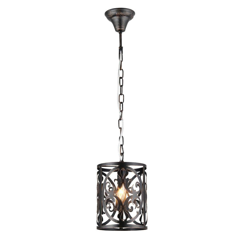 Подвесной светильник Maytoni Rustika H899-11-R цена