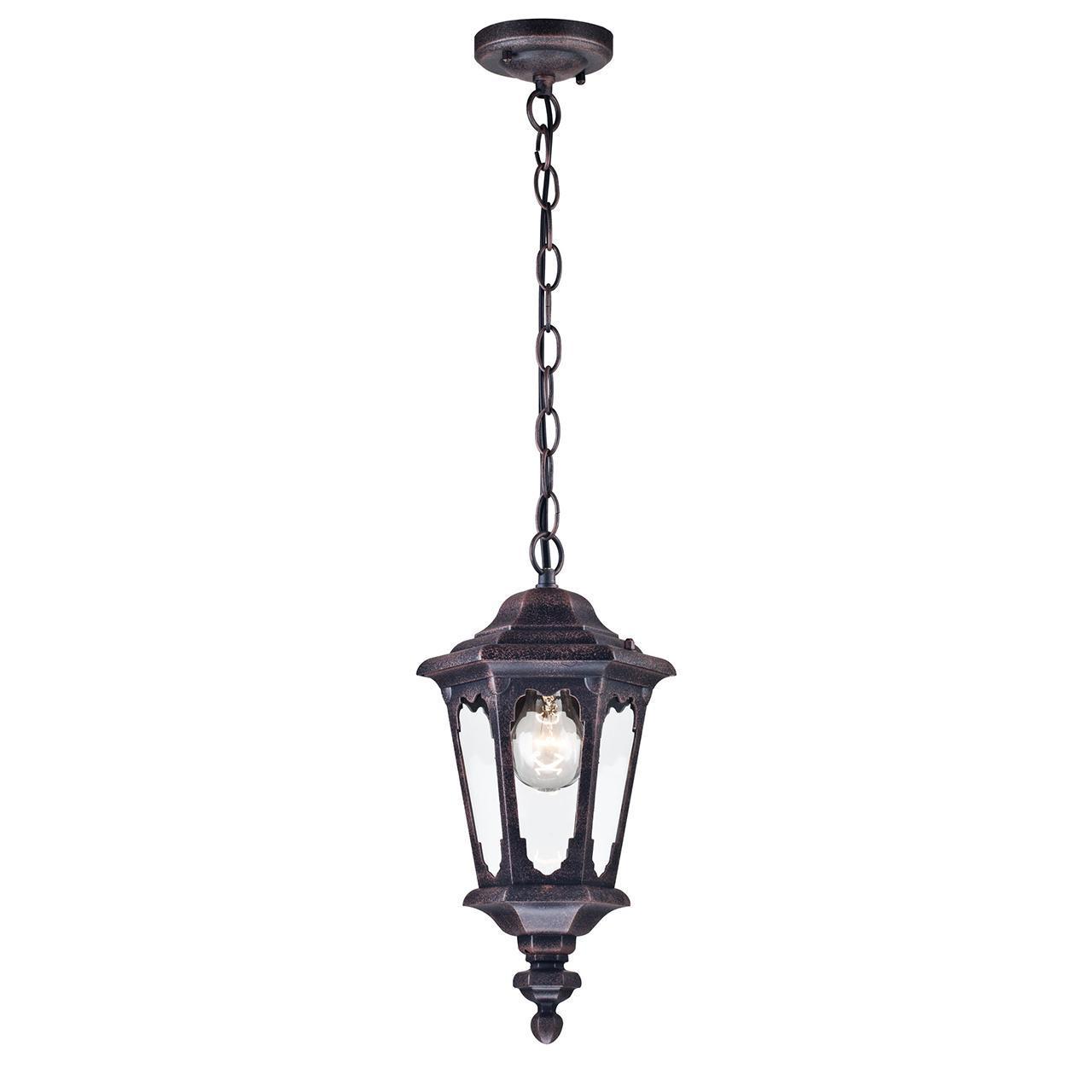 Уличный подвесной светильник Maytoni Oxford S101-10-41-B подвесной светильник maytoni oxford s101 10 41 в