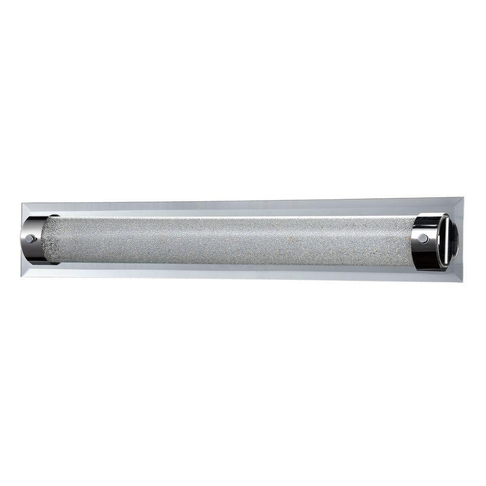 Настенный светодиодный светильник Maytoni Plasma C444-WL-01-21W-N светильник светодиодный 21w 400мм теплый свет
