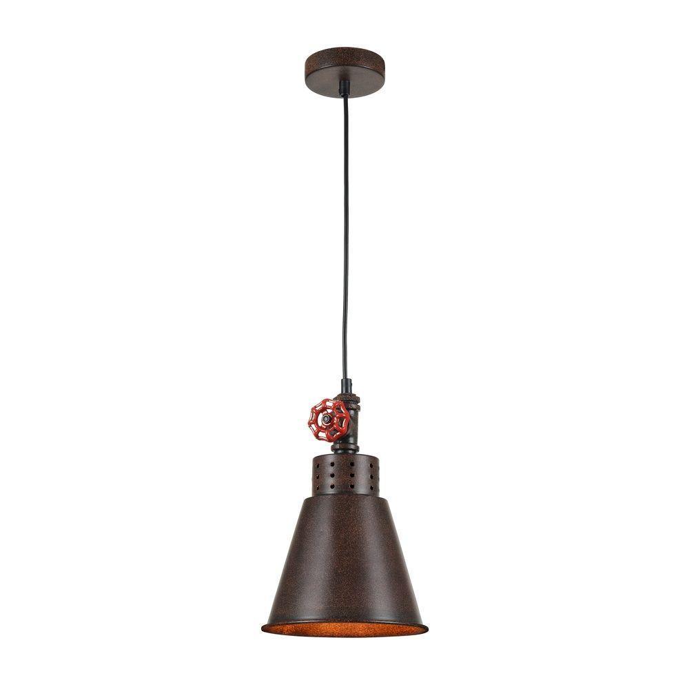 Подвесной светильник Maytoni Valve T020-01-R подвесной светильник maytoni vesta arm331 01 r