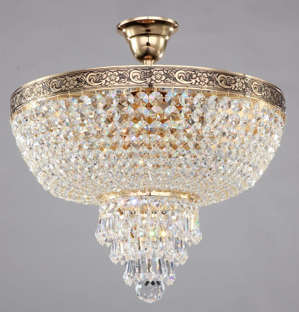 Потолочный светильник Maytoni Palace DIA890-CL-05-G потолочный светильник maytoni luna dia543 cl 06 g