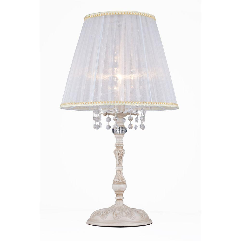 Настольная лампа Maytoni Omela ARM020-11-W maytoni cl912 04 w