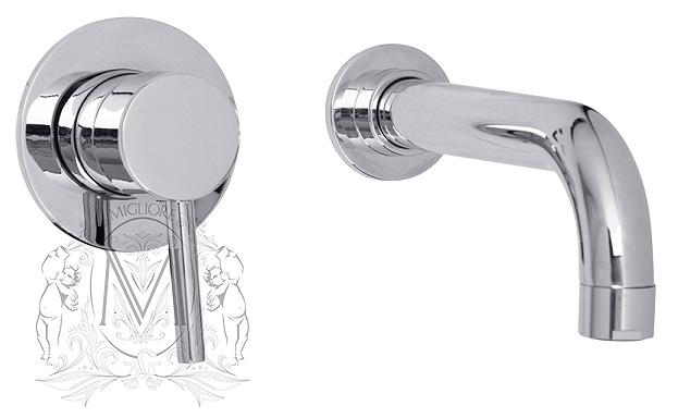 Смеситель Migliore Fortis ML.FRT-5245 Cr для раковины смеситель migliore maya ml may 8913 cr для раковины