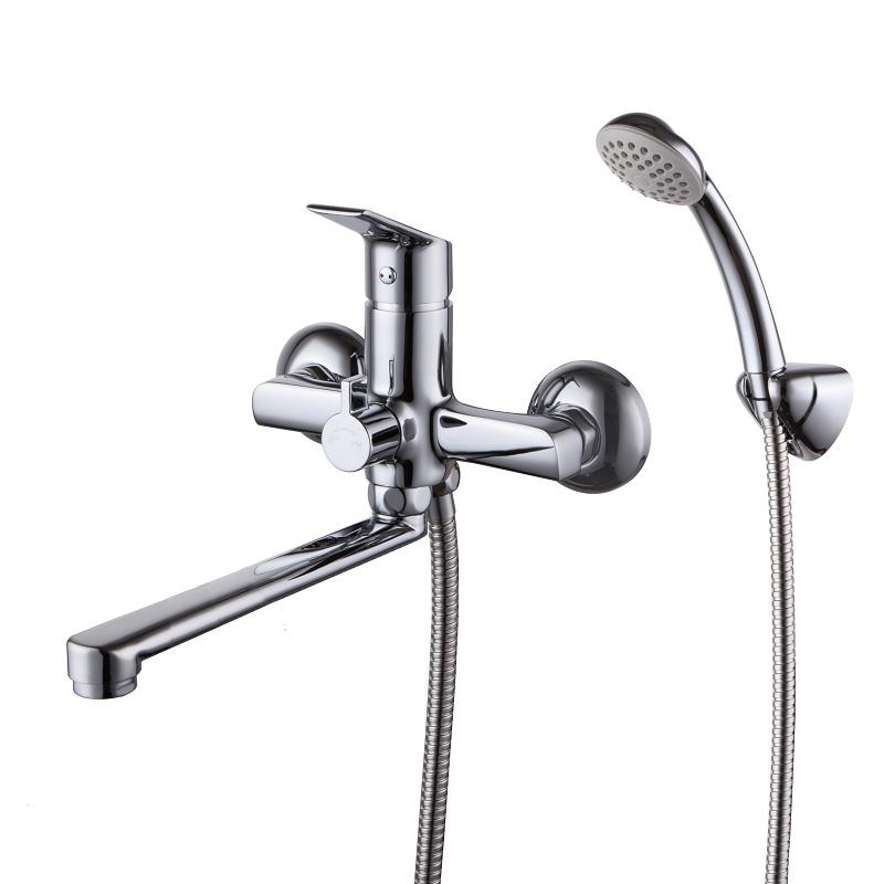Смеситель Milardo Nelson NELSB00M02 для ванны подстаканник одинарный керамический milardo baffin ba051mi