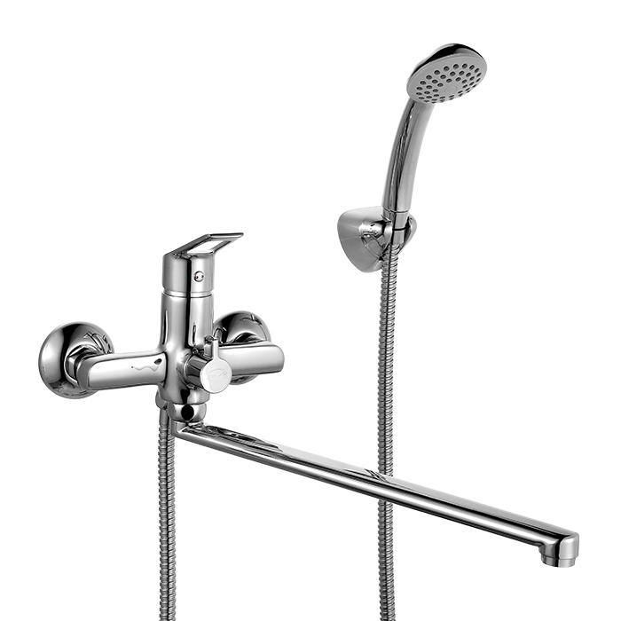 Смеситель Milardo Amur AMUSBLCM10 для ванны цена