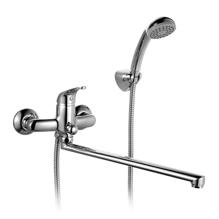 Смеситель Milardo Davis DA23A99CK MI для ванны подстаканник одинарный керамический milardo baffin ba051mi