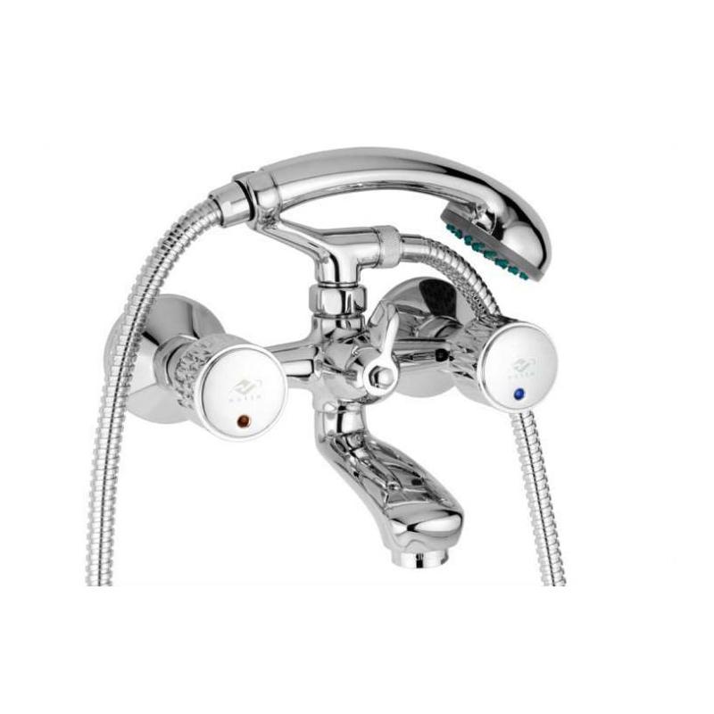 Смеситель Mofem Diamant 141-0055-02 для ванны смеситель для ванны mofem treff резина 141 0013 01