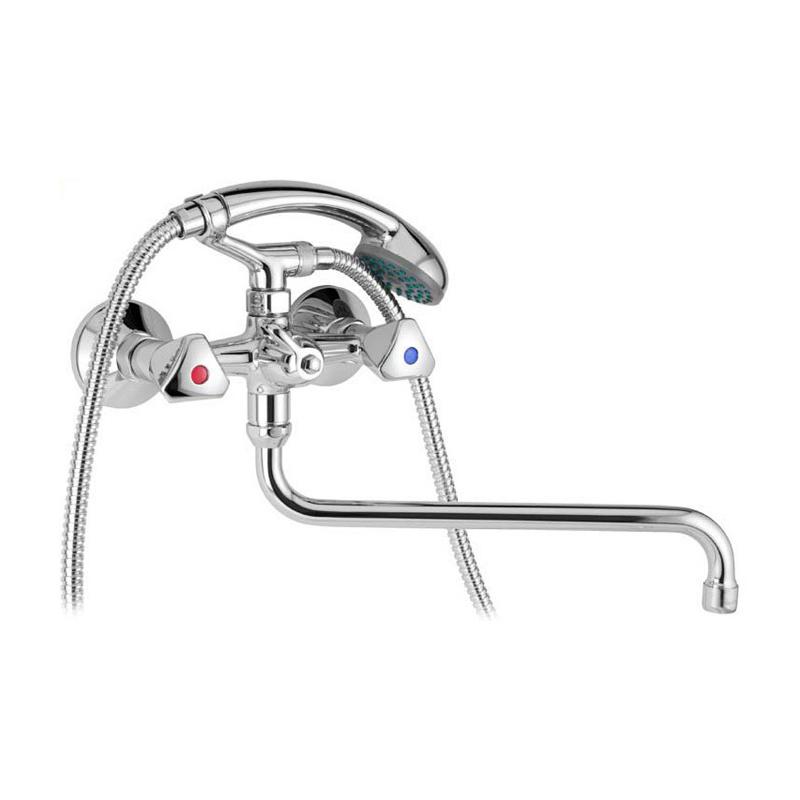 Смеситель Mofem Metal 145-0009-07 для ванны mofem rumba 150 0038 10 для раковины