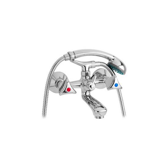 Смеситель Mofem Metal Plus 141-0058-02 для ванны смеситель для ванны mofem treff резина 141 0013 01