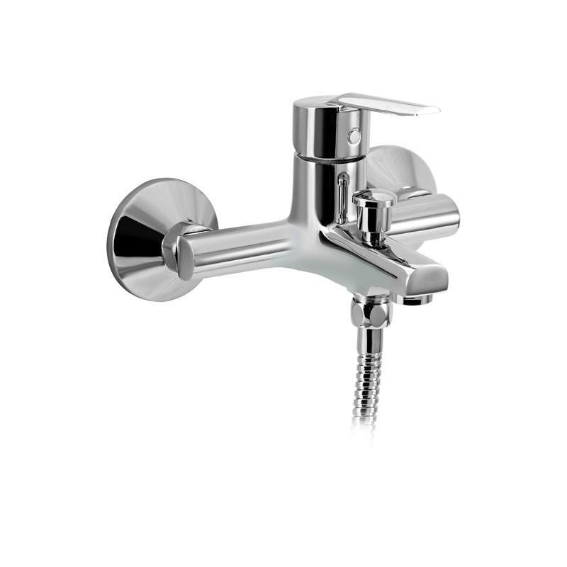 Смеситель Mofem Rumba 151-0038-10 для ванны смеситель для ванны mofem rumba с душевой лейкой и шлангом 151 0038 10