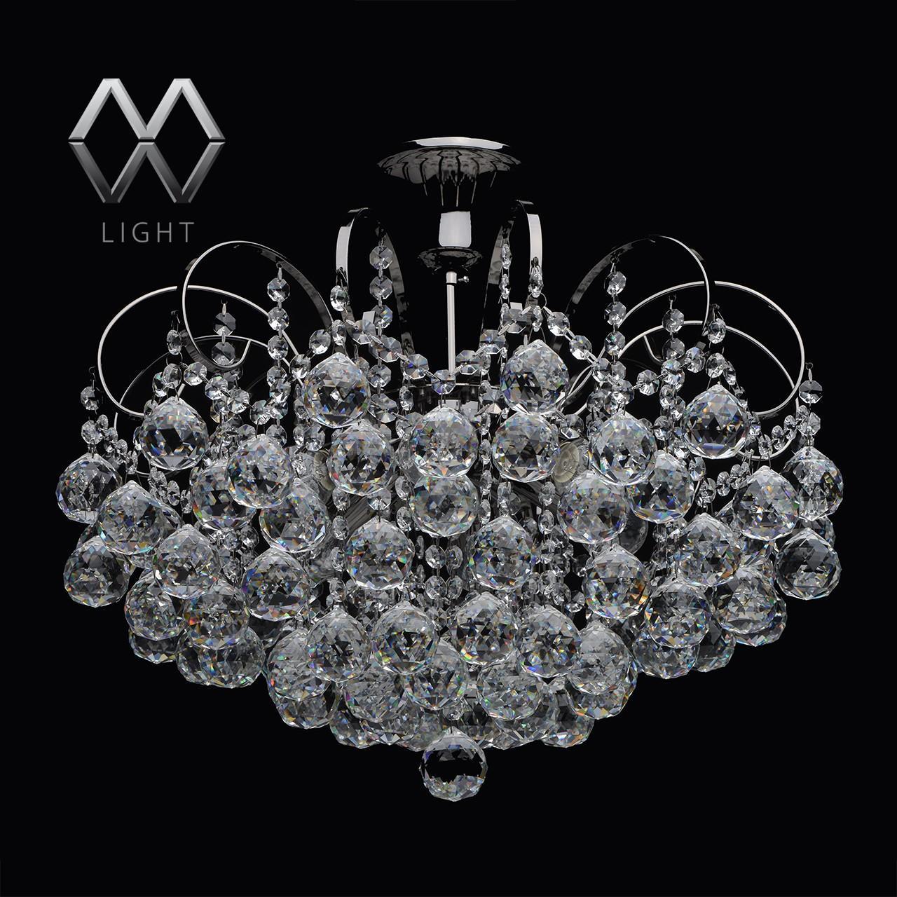 Люстра MW-Light Жемчуг 8 232016306 потолочная потолочная люстра mw light жемчуг 232017106