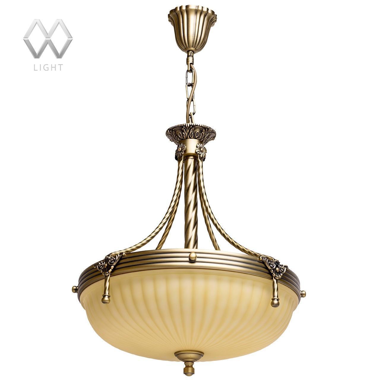 Подвесной светильник MW-Light Афродита 317010504 потолочный светильник mw light 317010504