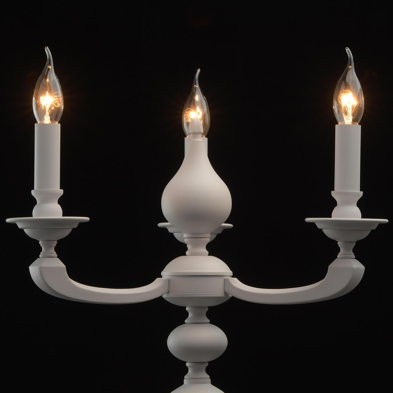 Настольная лампа MW-Light Дэль Рей 6 700031803 настольная лампа mw light дэль рей 6 700031803