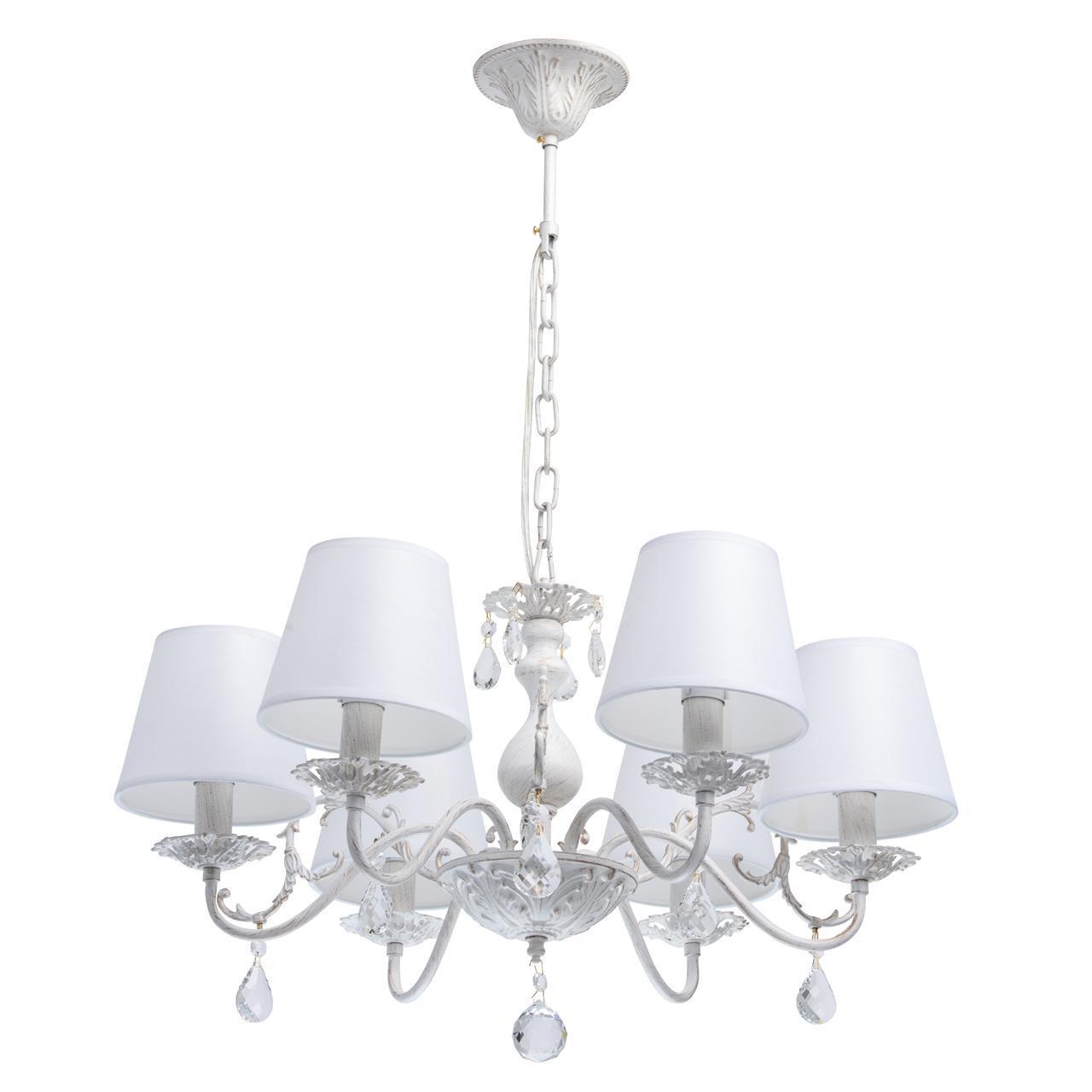 Люстра MW-Light Виталина 448012106 подвесная подвесная люстра mw light виталина 448012508