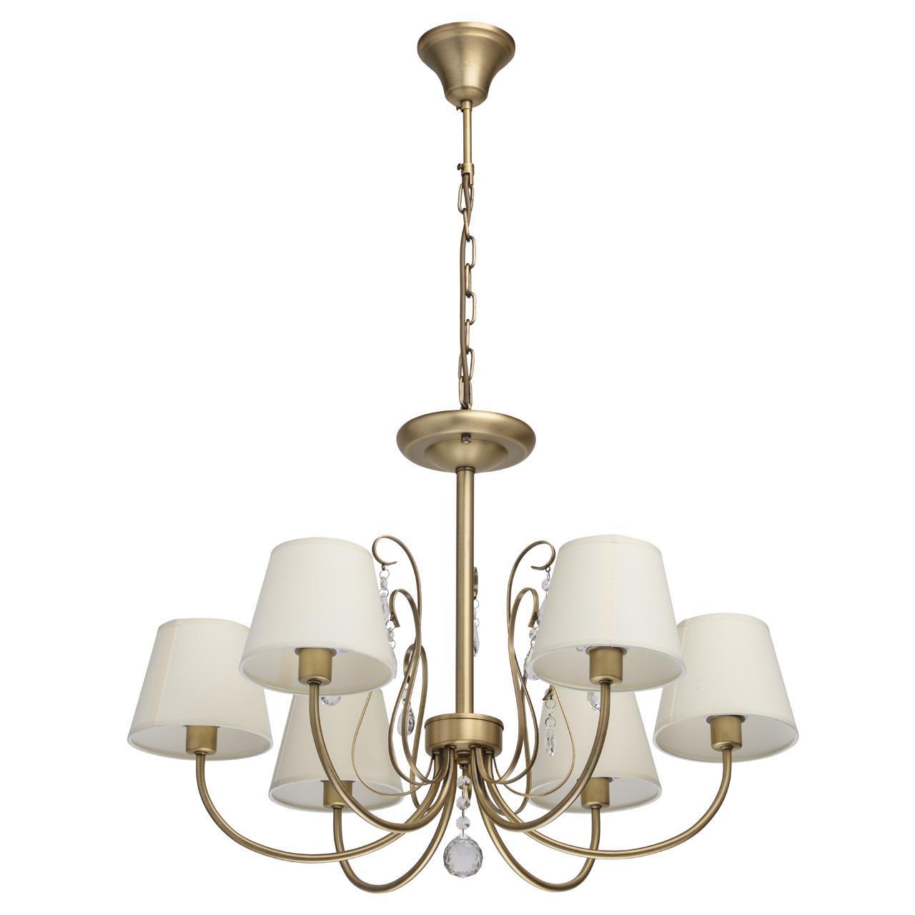 цена на Люстра MW-Light Моника 372013606 подвесная