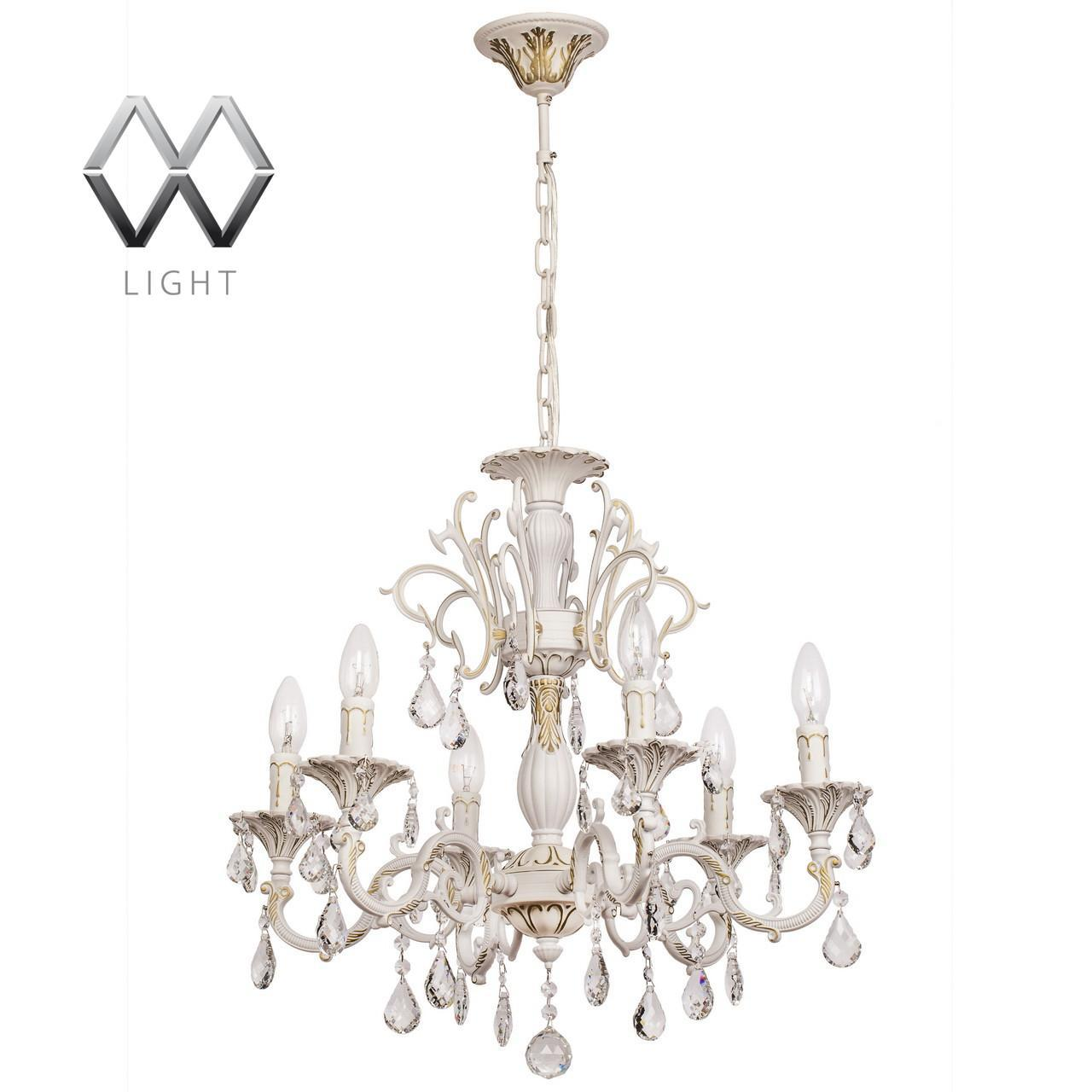 Люстра MW-Light Свеча 301014706 подвесная подвесная люстра свеча 301014706