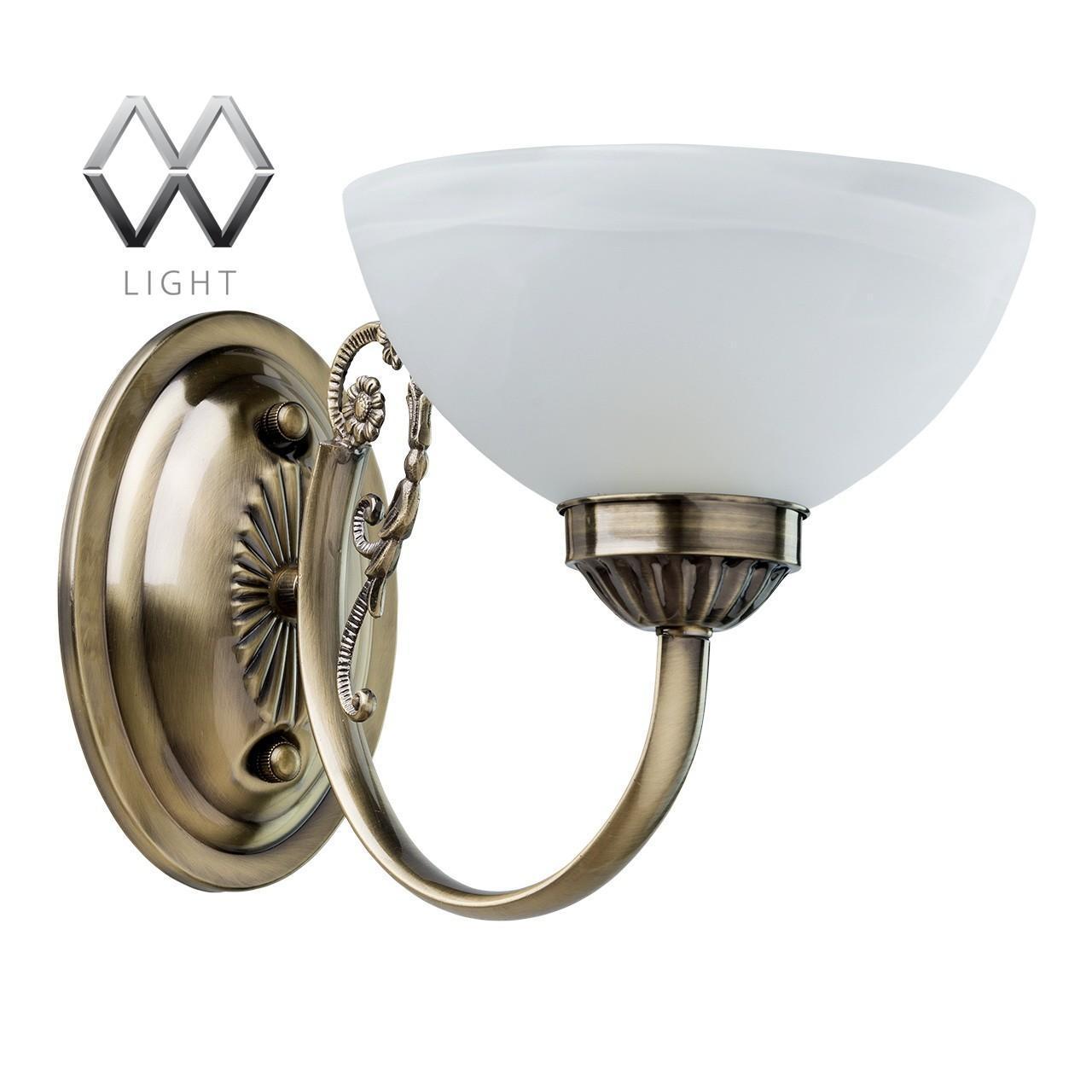 Бра MW-Light Олимп 318024201 бра mw light олимп 5 318024301