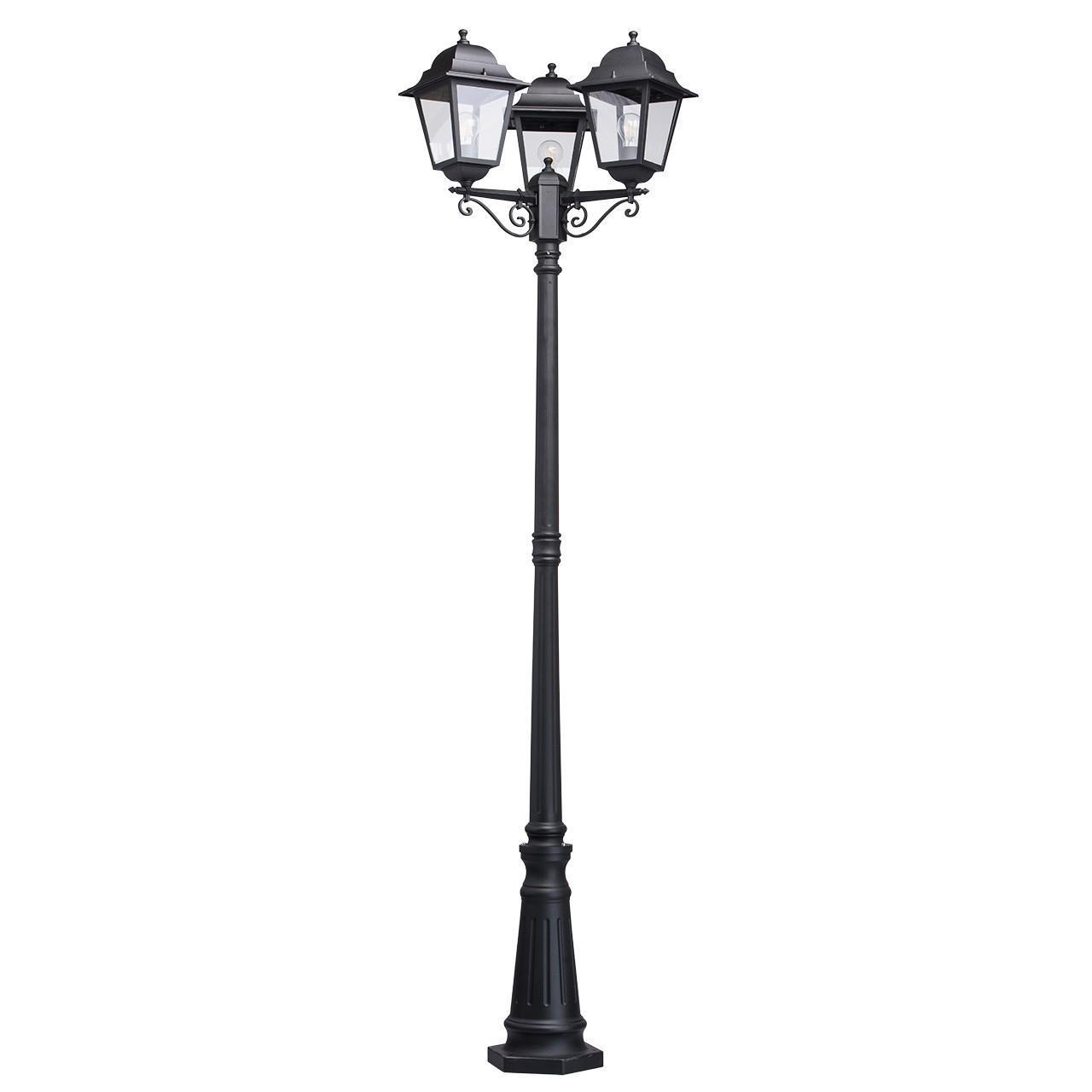 Садово-парковый светильник MW-Light Глазго 2 815041203 mw light садово парковый светильник mw light дубай 805040702