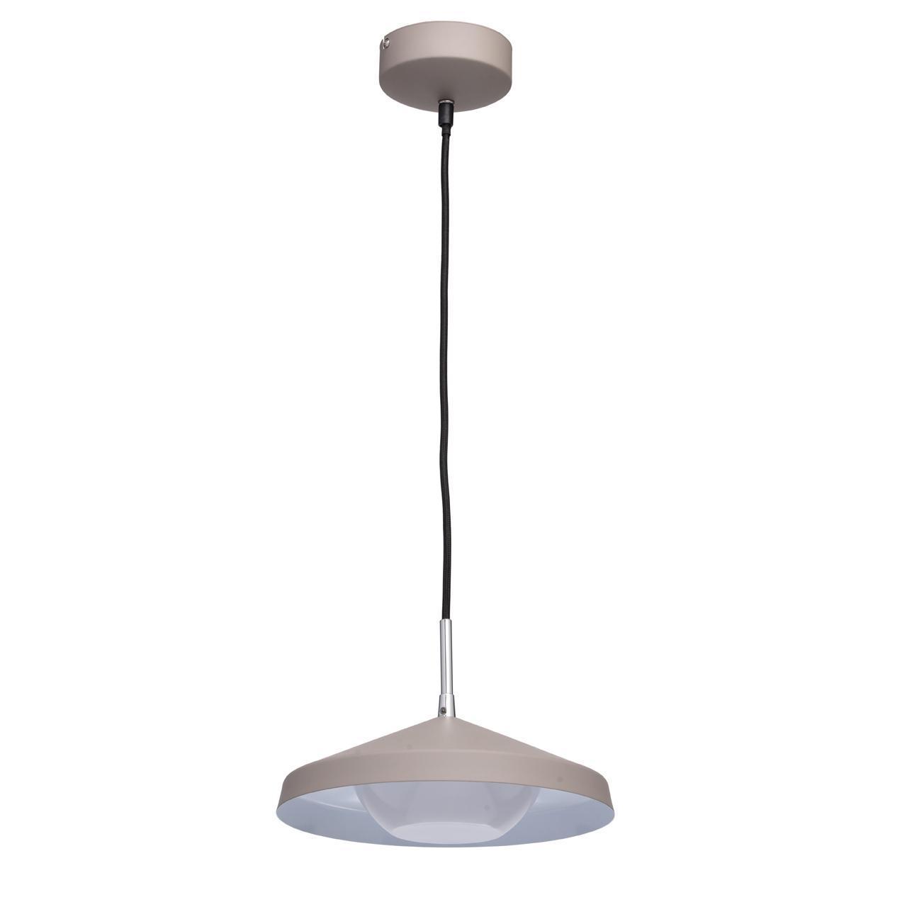 Подвесной светодиодный светильник MW-Light Раунд 3 636012101 подвесной светодиодный светильник mw light ракурс 6 631012405