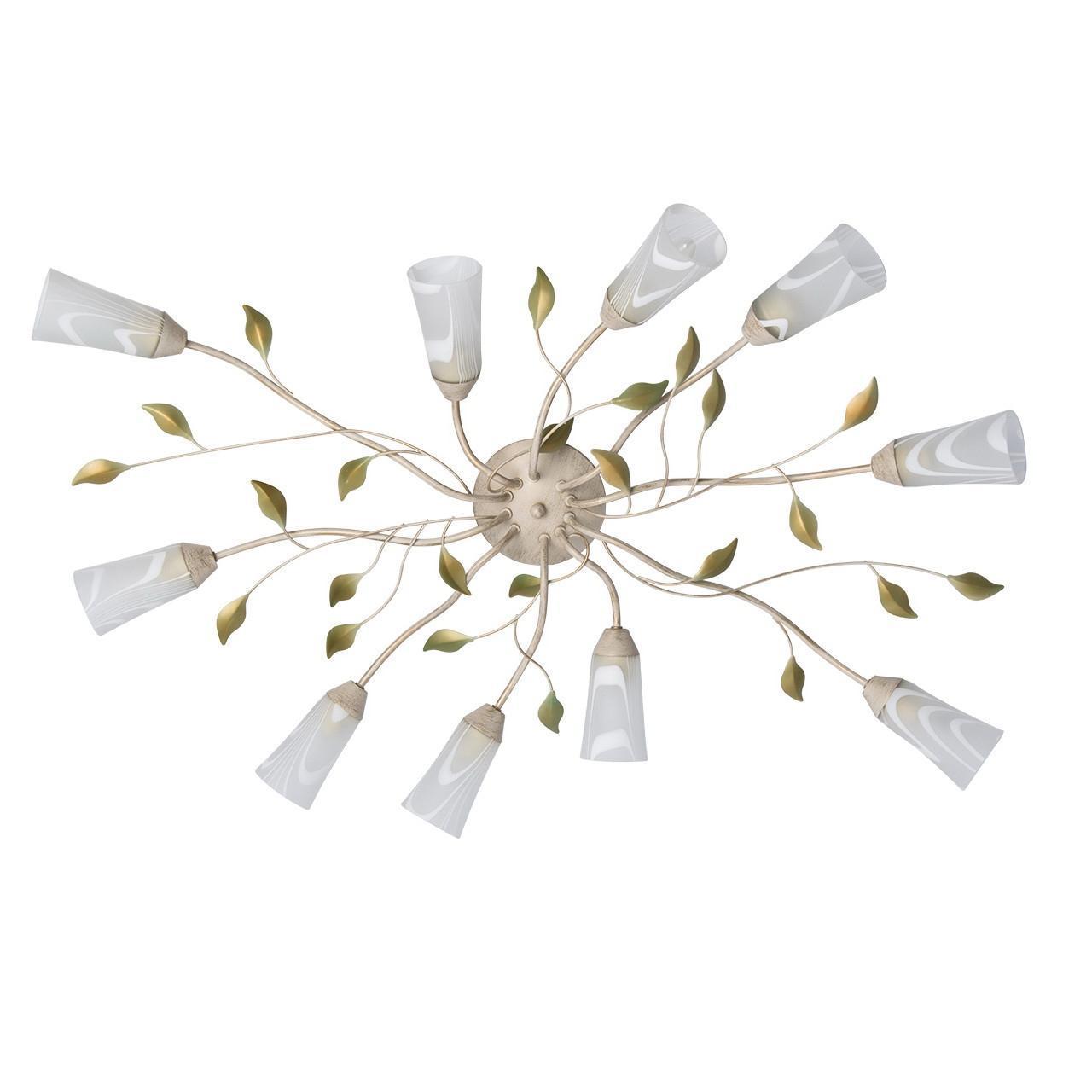 Люстра MW-Light Восторг 242015510 потолочная потолочная люстра de markt восторг 242015510