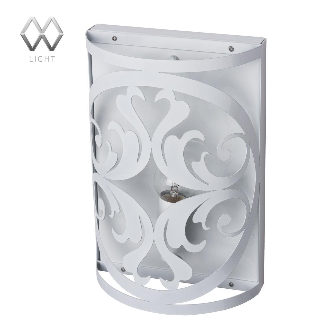 Настенный светильник MW-Light Замок 11 249026501 цена