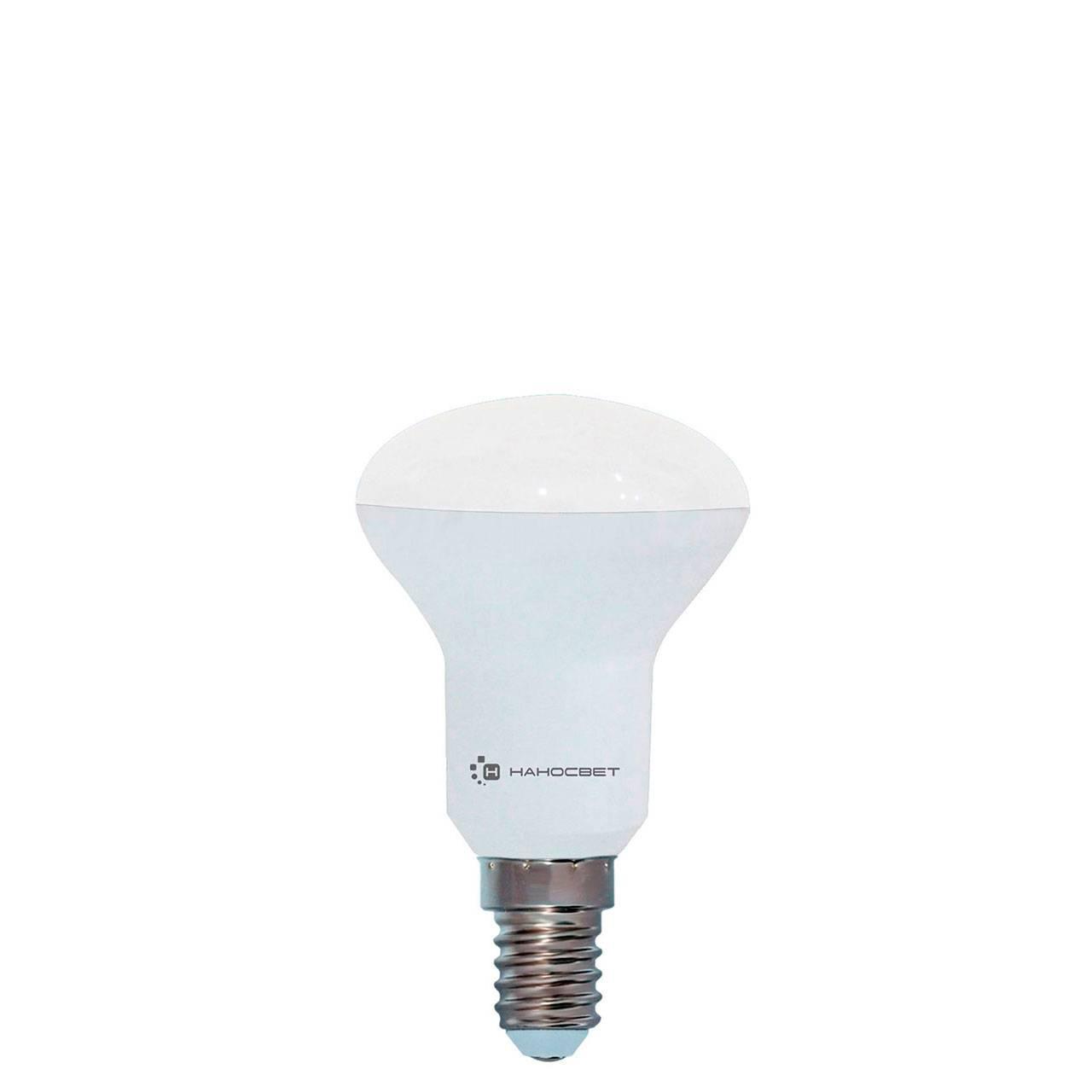 Лампа светодиодная рефлекторная E14 3,5W 2700K матовая LE-R39-3.5/E14/827 L260 goodeck лампа светодиодная goodeck рефлекторная матовая gu5 3 5 5w 2700k gl1007025106
