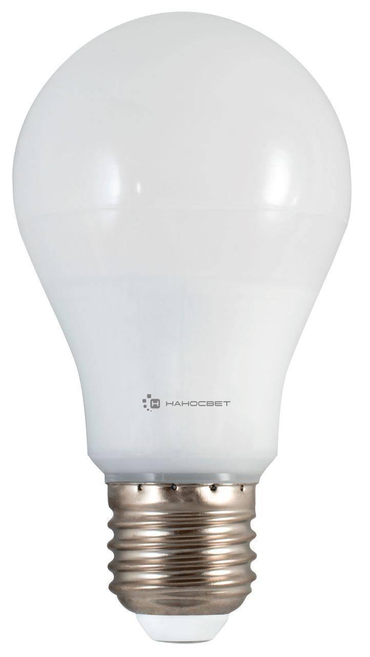 купить Лампа светодиодная E27 8W 2700K матовая LE-GLS-8/E27/827 L160 онлайн