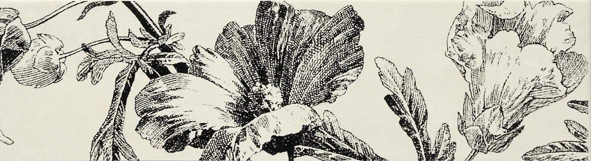 Бордюр Naxos Euphoria +9744 61607 Listello Campanula Mix бордюр mallol sidney listello chic 7 5x75