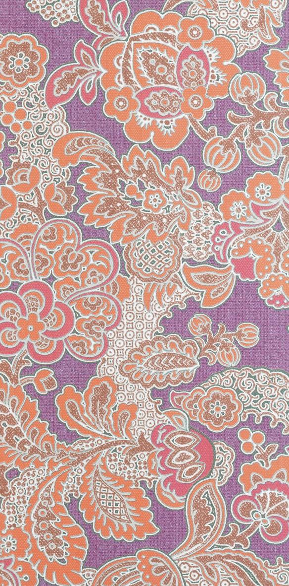 Настенная плитка Naxos Kilim +6283 37427 Kashmir Lilla Fascia декор naxos sunset fascia aukena tinos 32 5x65