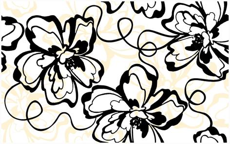 Монро черный /09-00-04-050-0/ /94-00-04-50/ Декор 40х25 10шт декор нефрит риф бретань 3 60x20