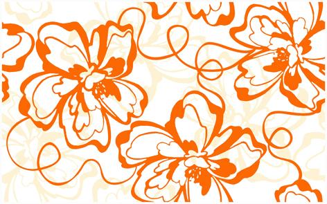 Монро оранжевый (09-00-35-050-0) (94-00-35-50) Декор 40х25 монро красный 76 00 45 050 0 84 00 44 50 бордюр 40х7 5 30шт
