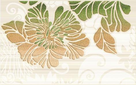 Кензо фисташ.зеленый /09-03-85-075-2/ /96-54-83-7502/ декор 40х25. декор нефрит риф бретань 3 60x20
