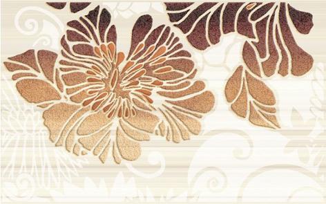 Кензо корич. /09-03-15-075-2/ /96-54-13-7502/ декор 40х25. декор нефрит риф бретань 3 60x20