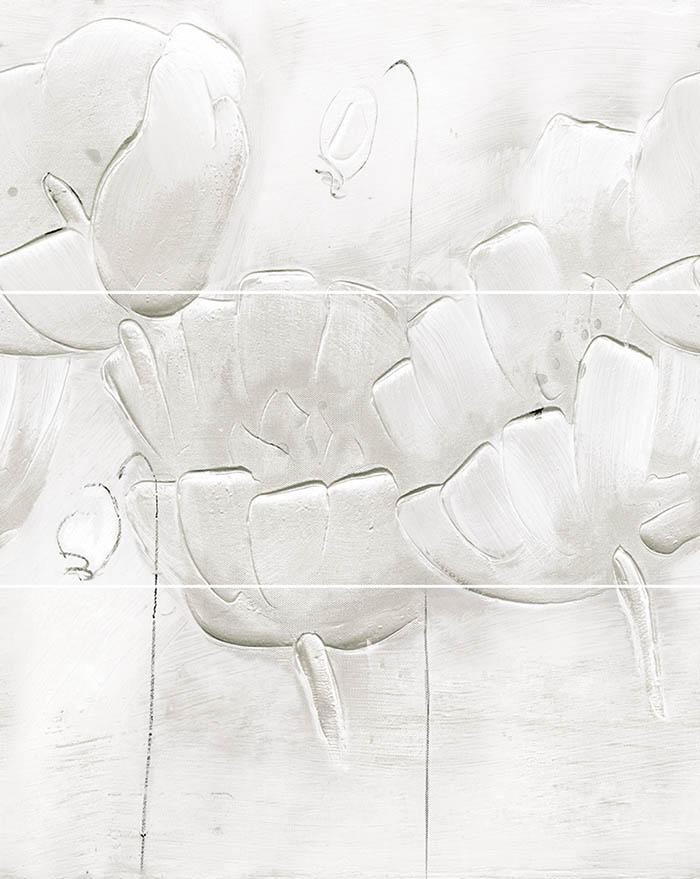 Декор Novogres Decor Florette-3 75х60 декор novogres decor goa acuario 2 54х60