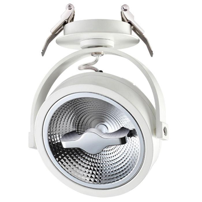 Встраиваемый светодиодный светильник Novotech Snail 357565 встраиваемый светодиодный светильник novotech snail 357565