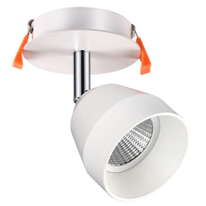 Встраиваемый светодиодный светильник Novotech Solo 357453 встраиваемый светильник novotech solo 357453