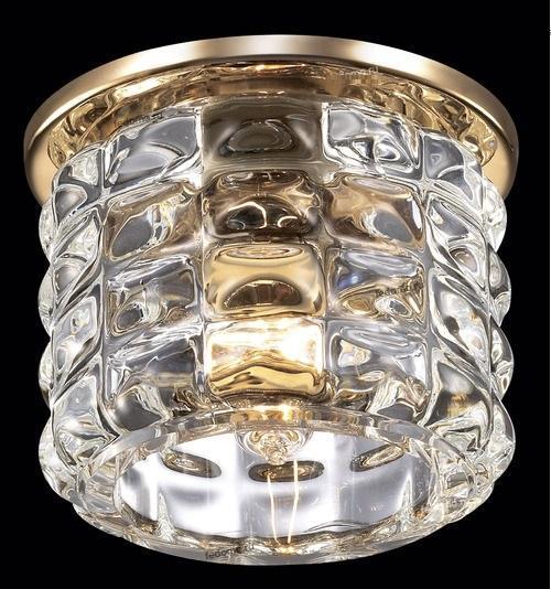 цена на Встраиваемый светильник Novotech Arctica 369724