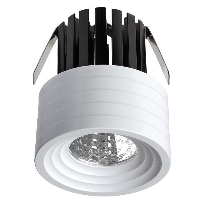Встраиваемый светодиодный светильник Novotech Dot 357699 dot