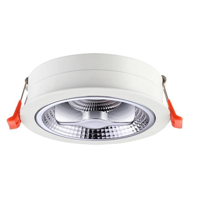 Встраиваемый светодиодный светильник Novotech Snail 357568 встраиваемый светодиодный светильник novotech snail 357565