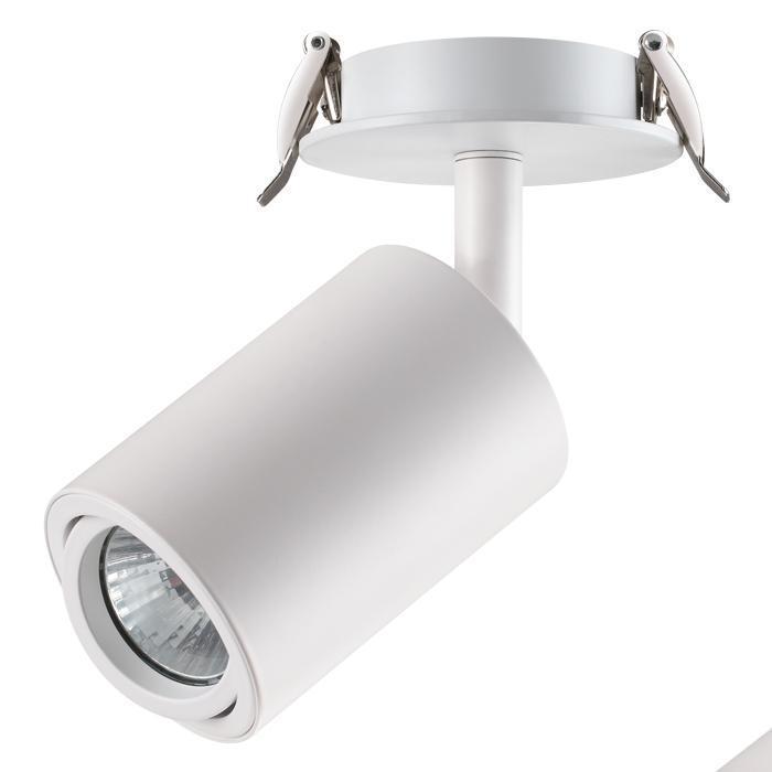 Встраиваемый светильник Novotech Pipe 370398 novotech встраиваемый подвесной светильник novotech pipe 370402