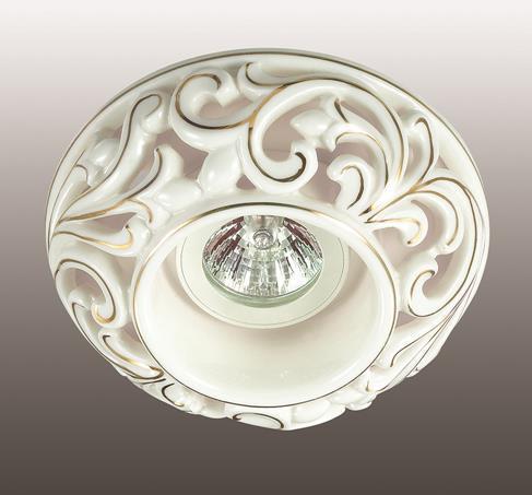 Встраиваемый светильник Novotech OLA 370195 novotech 370195