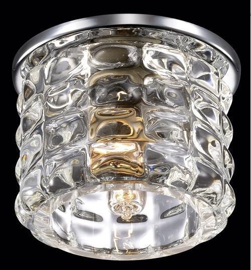 купить Встраиваемый светильник Novotech Arctica 369723 по цене 780 рублей