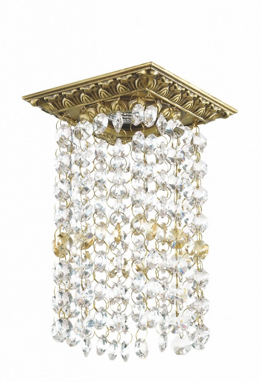 Встраиваемый светильник Novotech Grape 369985 стоимость