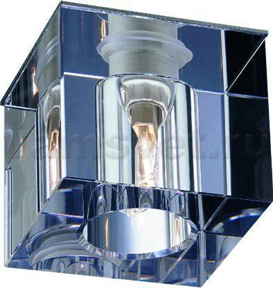 Встраиваемый светильник Novotech Crystals 369298 встраиваемый светильник novotech crystals 369299
