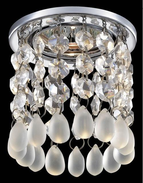 Встраиваемый светильник Novotech Jinni 369779 jinni принцесса с экипажом 83196 д30306