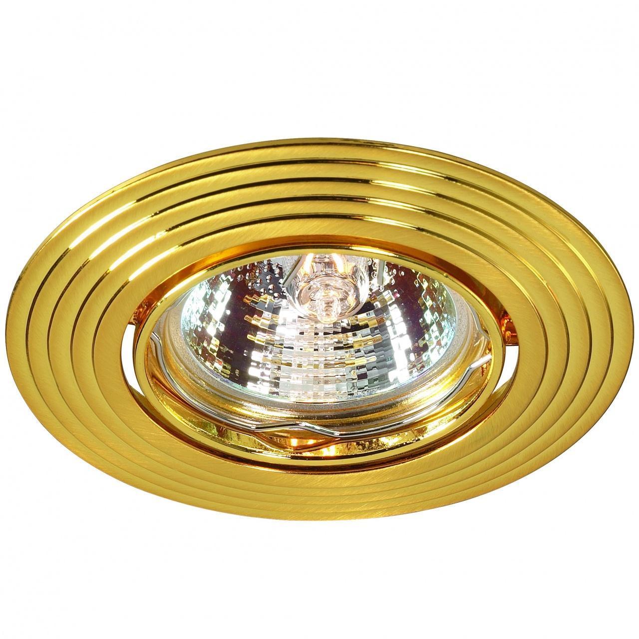 цена на Встраиваемый светильник Novotech Antic 369433