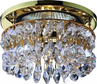 Встраиваемый светильник Novotech Flame 2 369335 встраиваемый точечный светильник коллекция flame 2 369320 хром пурпурный novotech новотех