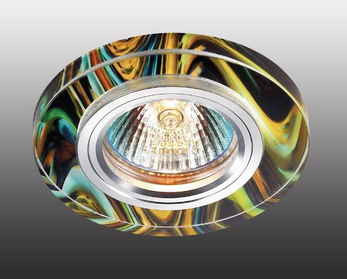 Встраиваемый светильник Novotech Rainbow 369913 часы guess w0125l3g
