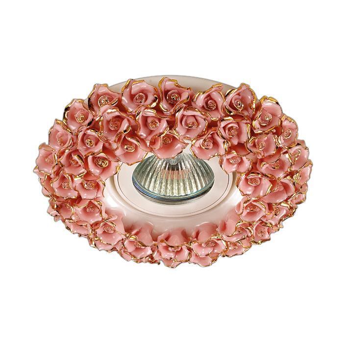 Встраиваемый светильник Novotech Farfor 128 370044 светильник 369949 farfor novotech 927372